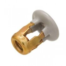 1/4 in. Zinc-Plated Mirror Mount Nut